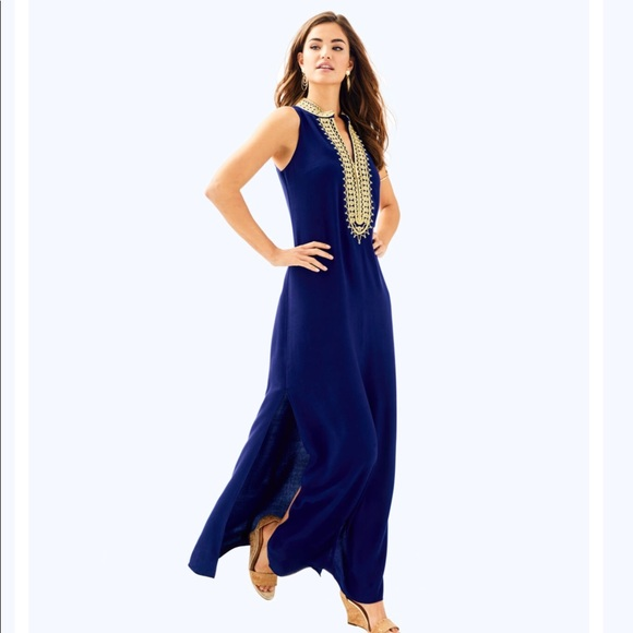 35c2dcf59f0 Lilly Pulitzer Dresses   Skirts - Lilly Pulitzer Jane Maxi Dress.